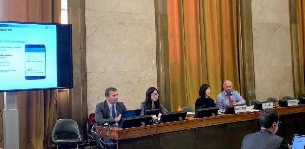 V Ženevi tekli pogovori o elektronskem tovornem listu